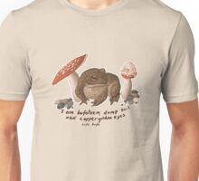 The Essence of a Common Toad Unisex T-Shirt