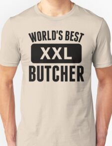 World's Best Butcher T-Shirt