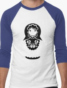 Matryoshka Men's Baseball ¾ T-Shirt