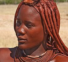 Himba People by Konstantinos Arvanitopoulos