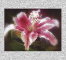 Stargazer Lilies #14 One Piece - Long Sleeve
