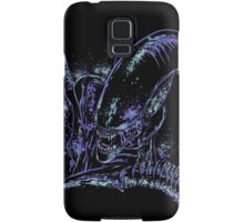Back to the primitive Horror Samsung Galaxy Case/Skin