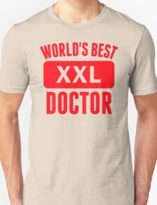World's Best Doctor T-Shirt