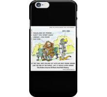Aqualung My Ex-Friend iPhone Case/Skin