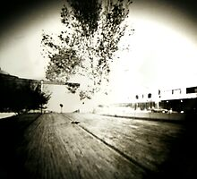 Untitled Pinhole by Mathew Reed