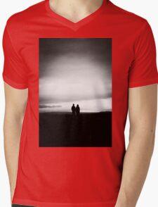 View Mens V-Neck T-Shirt