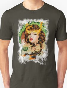 Marilyn Monroe surreal portrait T-Shirt