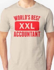 World's Best Accountant T-Shirt