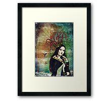 Sea Queen Framed Print