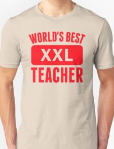 World's Best Teacher T-Shirt