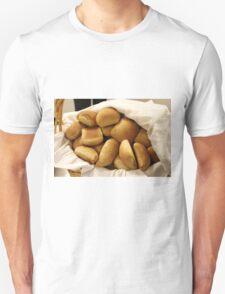 Basket of Dinner Rolls T-Shirt