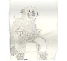 Monkey1 Poster