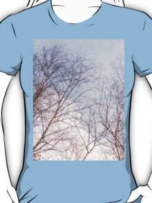 Trees and sky 4 T-Shirt