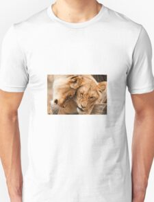 Lion and cub  T-Shirt
