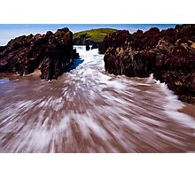 Wave Photographic Print