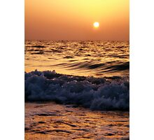 Dreamy sunset Photographic Print