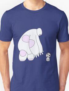 Baymax meets a Kodama T-Shirt