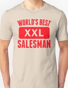 World's Best Salesman T-Shirt