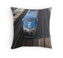 MetNor Commuter Throw Pillow