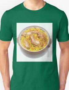 Chicken and Rice Unisex T-Shirt