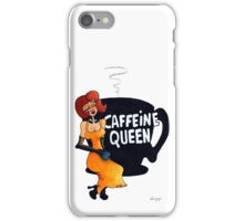 Wildago's Caffeine Queen II iPhone Case/Skin