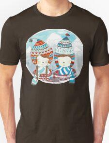 Winter hats mint T-Shirt