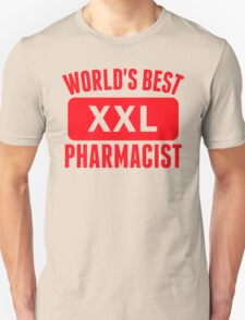 World's Best Pharmacist T-Shirt
