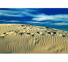 Sand In My Shoes Photographic Print