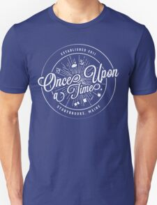 Once Upon A Time / TV / Badge Design T-Shirt