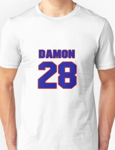 National Hockey player Damon Severson jersey 28 T-Shirt