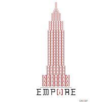 CH[I]EF-EMP[I]RE Photographic Print