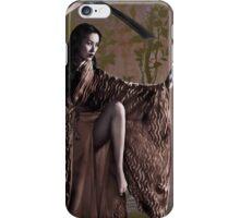 Concubine Mei Lin iPhone Case/Skin