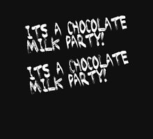 Its a chocolate milk party! WHITE Tank Top
