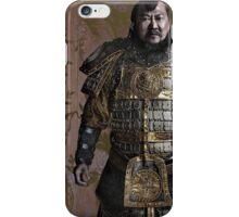 Kublai Khan iPhone Case/Skin