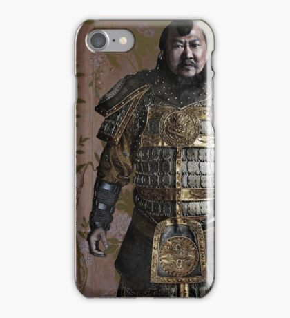 Kublai Khan iPhone Case/Skin