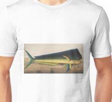 Mahi-Mahi Fish artwork Unisex T-Shirt