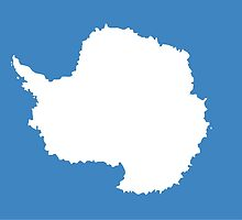 antarctica flag by tony4urban