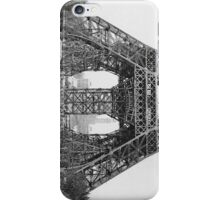 Eiffel Tower Construction iPhone Case/Skin