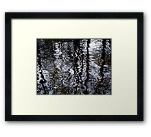 Buggy Water Framed Print