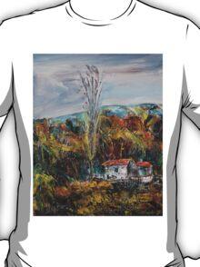 A Puff of Autumn T-Shirt