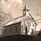 Methodist Church by Gary L   Suddath