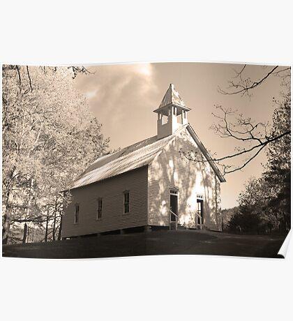Methodist Church Poster