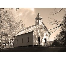 Methodist Church Photographic Print