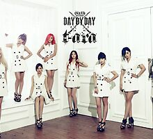 T-ARA // day_by_day by eonbug