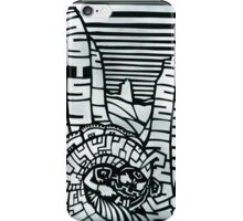 STS9 Monk iPhone Case/Skin