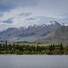 Lake Wanaka in New-Zealand by 29Breizh33