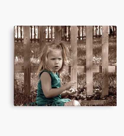 Small Wonders Canvas Print