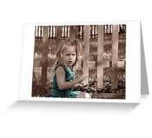 Small Wonders Greeting Card