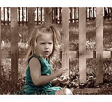 Small Wonders Photographic Print