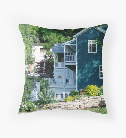 Scenic Home Throw Pillow
